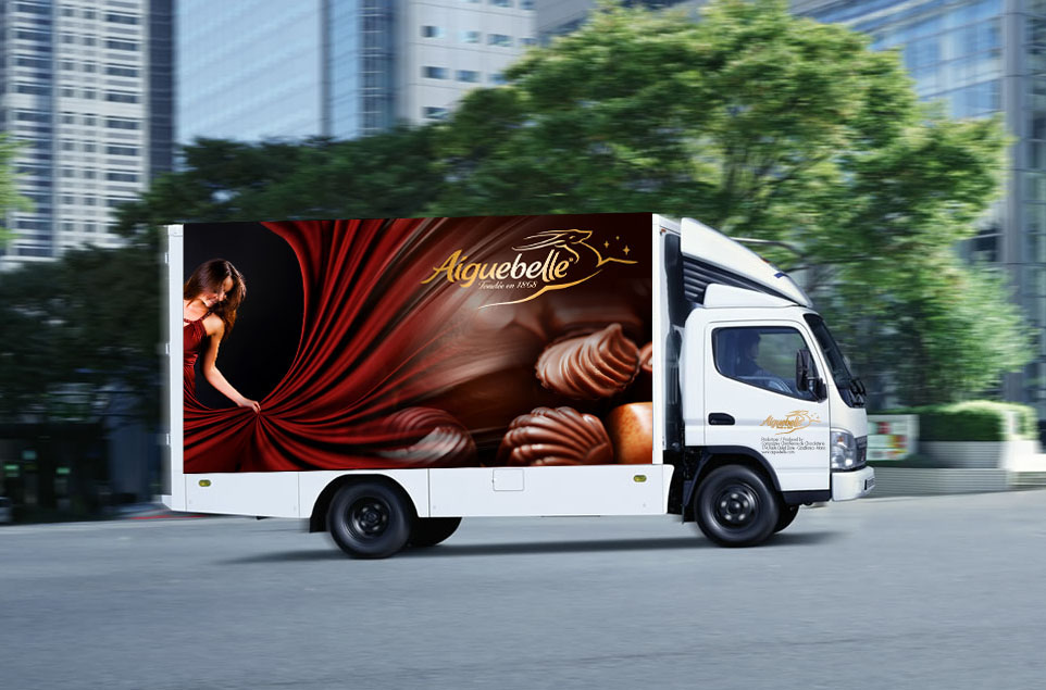 Habillage Camion Aiguebelle